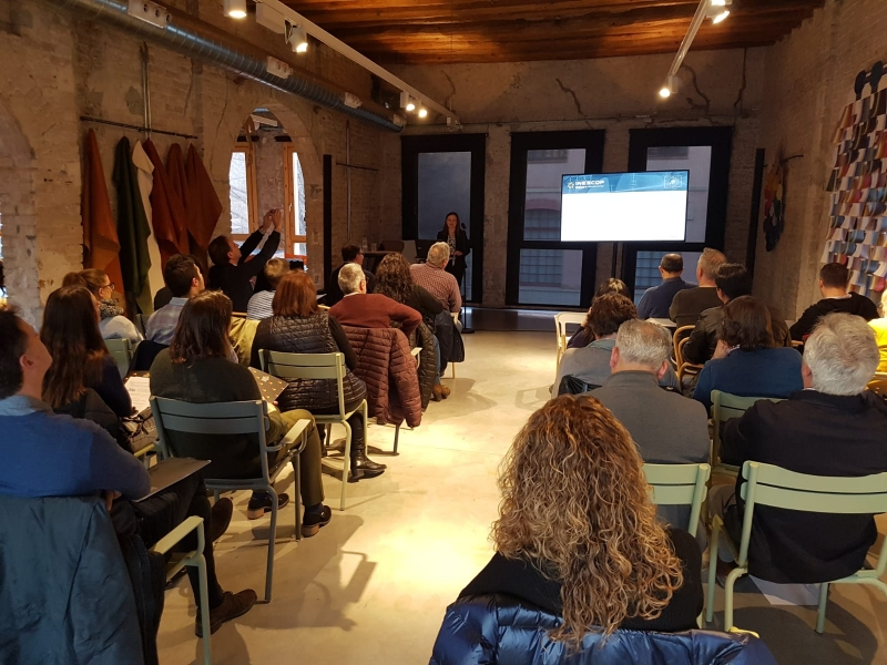 Certifications and traceability - meeting in Igualada (Spain)