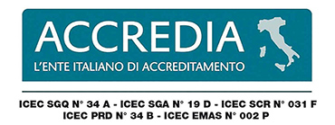 ACCREDIA - italian accreditation body